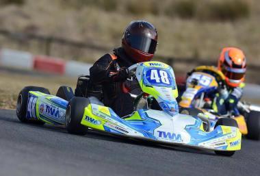 Alex Rowrah S1 race 2016
