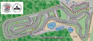 Buckmore track layout